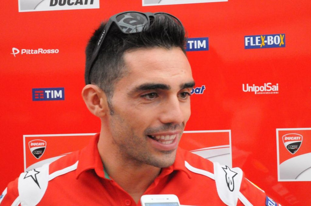 """MotoGP Misano, Gara: Pirro, """"Se avessi continuità potrei lottare per posizioni importanti"""""""