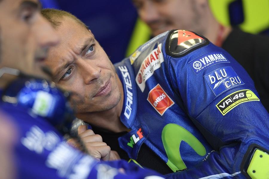 """MotoGP: Valentino Rossi è tornato in sella a Misano, """"comunicato ufficiale"""""""