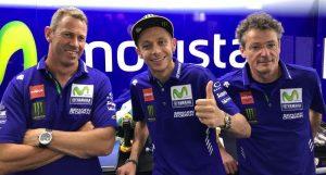 MotoGP Aragon: E' arrivato l'OK dei medici, Valentino Rossi può correre