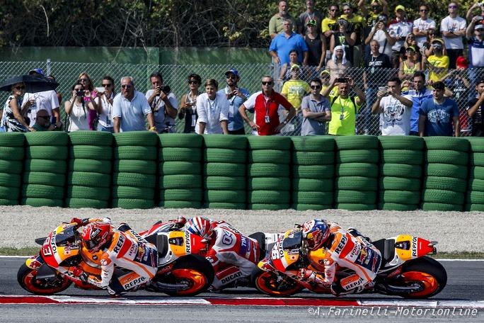 MotoGP | Lesione all'indice per Crutchlow, Misano a rischio