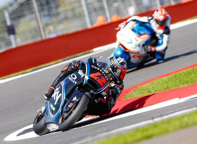 """Moto2 Misano Day 1: Bagnaia, """"Posso avvicinarmi alla top 5"""""""