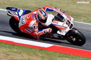 """MotoGP Misano Day 1: Petrucci, """"Sono contento ma anche sorpreso della mia prestazione"""""""