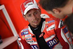 MotoGP: Casey Stoner a Valencia con la GP17