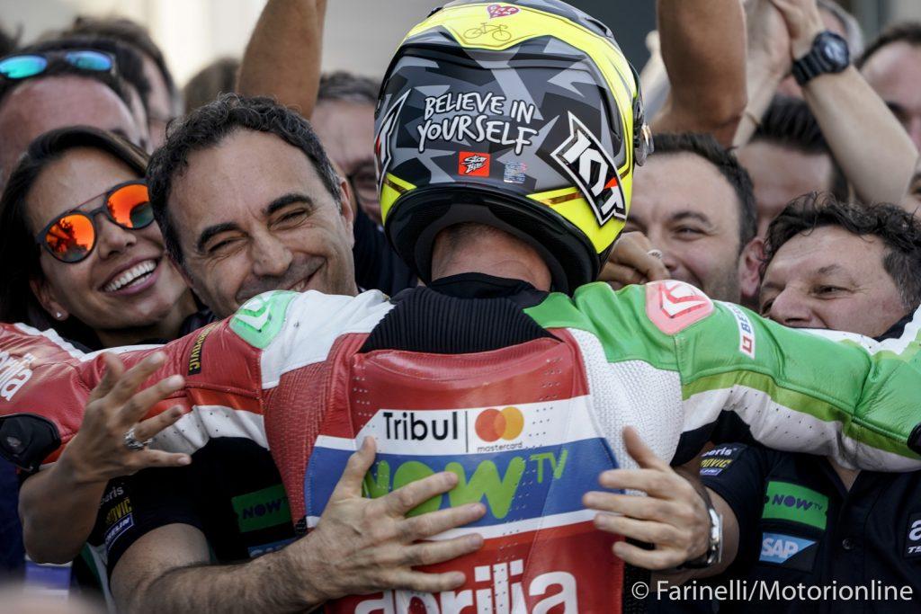 """MotoGP Motegi Preview: A.Espargarò, """"Motegi pista che mi piace"""""""