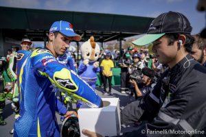 """MotoGP Motegi Day 1: Iannone, """"Il passo con la gomma usata è abbastanza buono"""""""