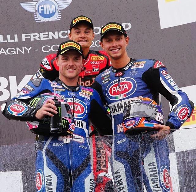 SBK, Pirelli French Round, Gara2: Davies riscatta un fine settimana complicato