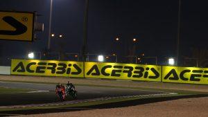 SBK  Acerbis sarà title sponsor del round in Qatar