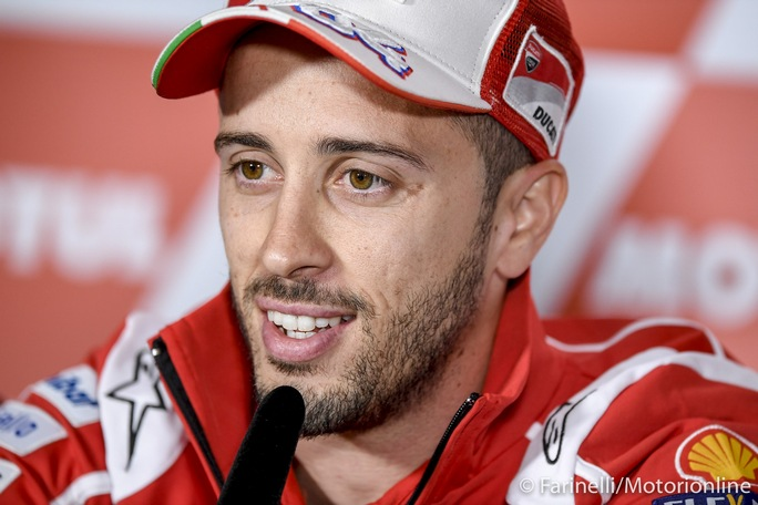 """MotoGP Motegi Conferenza Stampa: Dovizioso,""""Siamo ancora della partita"""""""