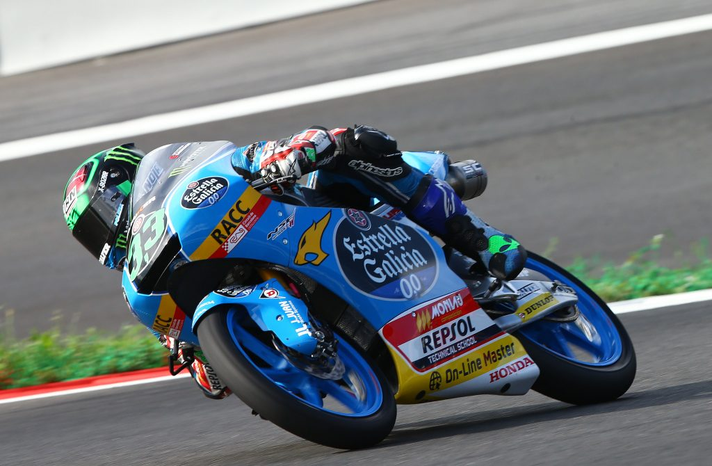 Moto3: in Malesia vince Mir