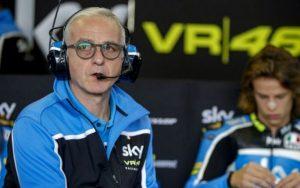 Moto3: Sky Racing Team VR46, scomparso Claudio Macciotta