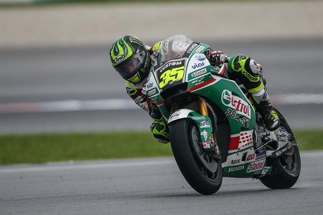 """MotoGP Sepang Gara: Crutchlow, """"Una delle peggiori gare della mia carriera"""""""