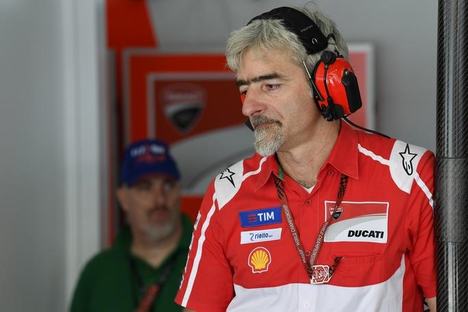 """MotoGP Sepang Gara: Dall'Igna, """"E' evidente che in certe situazioni bisogna pensare al Team"""""""