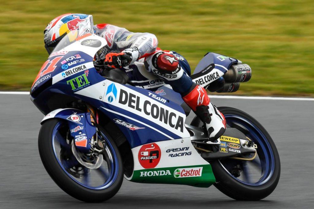 """Moto3 Motegi Gara: Di Giannantonio, """"Potevamo fare qualcosa in più"""""""