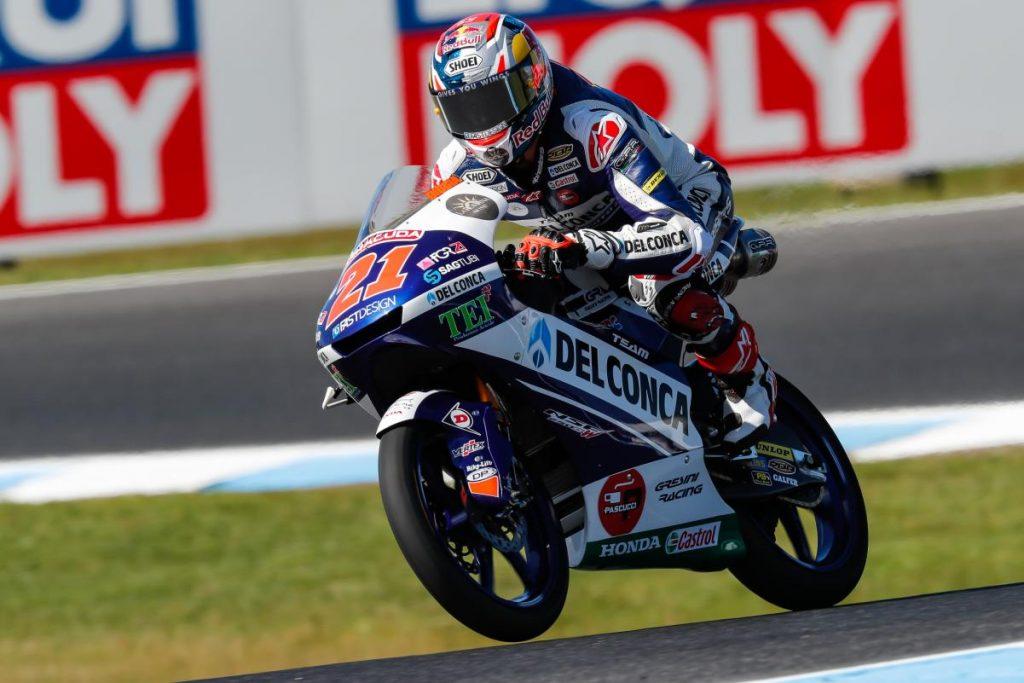 Moto3, Australia: Ottava pole stagionale per Martin
