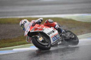 """MotoGP Motegi Day 1: Dovizioso, """"Sono molto contento del feeling"""""""