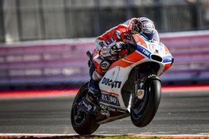 MotoGP Sepang FP1: Dovizioso al Top, Marquez quinto, Rossi dodicesimo