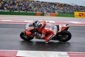 MotoGP Sepang FP2: Dovizioso si conferma al comando, risale Marquez, rinascita Ducati, Rossi sesto