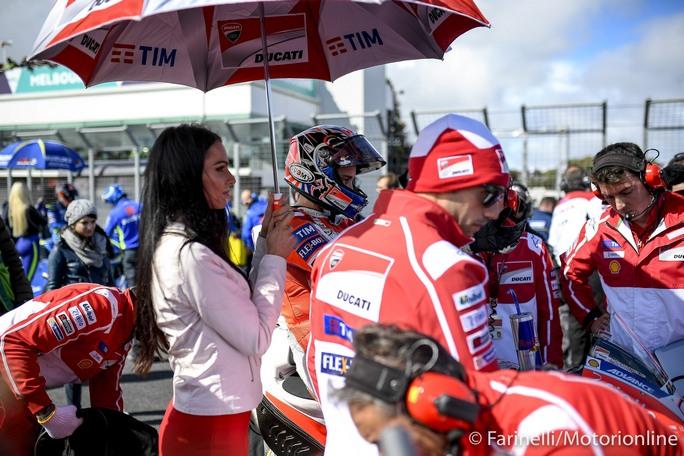 """MotoGP Sepang Preview: Dovizioso, """"La corsa al titolo sembra compromessa, ma penso positivo"""""""