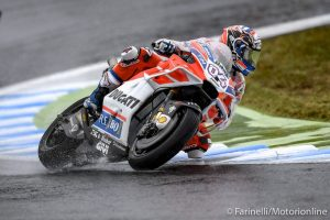 MotoGP Motegi Gara: Straordinario Dovizioso, Marquez si arrende, mondiale apertissimo