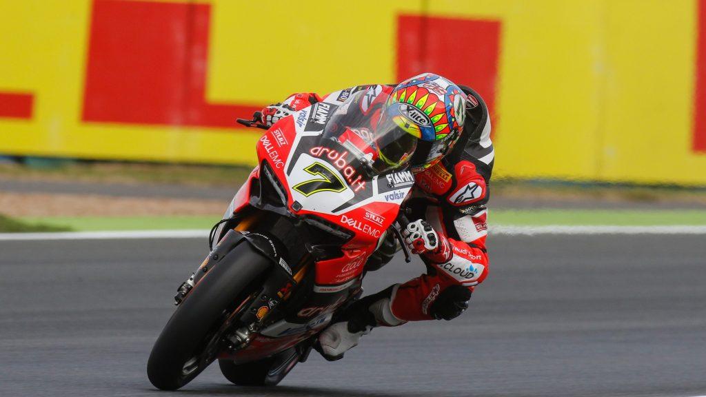 SBK| Pirelli Spanish Round: Chaz Davies spera in una Ducati al top