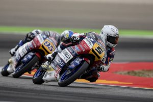 Moto3 Motegi Preview: Fenati motivato a far bene