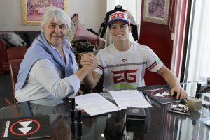 Moto2: Granado firma con Forward Racing Team per il 2018
