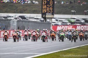 MotoGP: Grand Prix Commission, decisioni su test, sicurezza e wild card