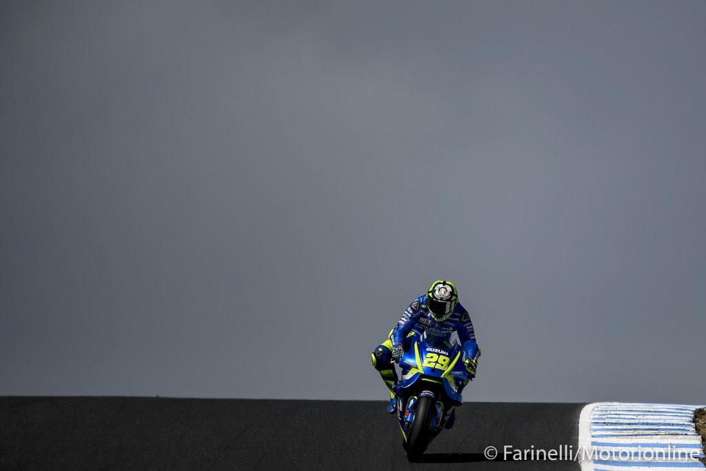 """MotoGP Phillip Island Qualifiche: Iannone, """"Stiamo raccogliendo i frutti del nostro lavoro"""""""