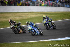 """MotoGP Phillip Island Gara: Iannone, """"Peccato non aver centrato il podio"""""""