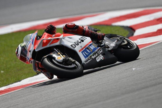 "MotoGP Sepang QP: Lorenzo, ""E' stata una giornata positiva"""