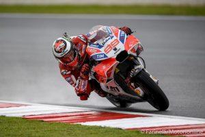 """MotoGP Sepang Gara: Lorenzo, """"Non ho visto il messaggio sul dashboard ero concentrato nella guida"""""""