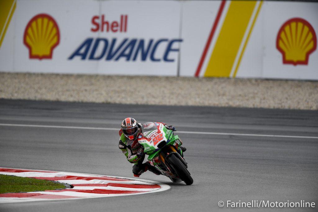 """MotoGP Sepang Gara: Lowes, """"Sorpreso dalle condizioni della pista"""""""