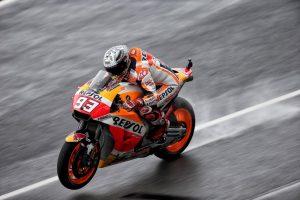 """MotoGP Sepang Day 1: Marquez, """"Non ho voluto esagerare"""""""