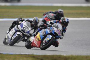 Moto2 Sepang FP2: Marquez è il più veloce, bene Baldassarri, Morbidelli sesto