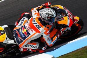 MotoGP Phillip Island Qualifiche: Pole per Marquez, Dovizioso solo undicesimo