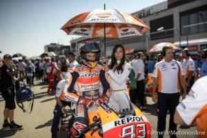 """MotoGP Motegi Preview: Marc Marquez, """"Dovremo dare sempre il 100%"""""""