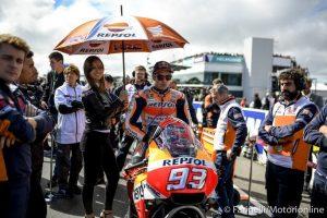 "MotoGP Sepang Preview: Marquez, ""In pista pensando al campionato"""