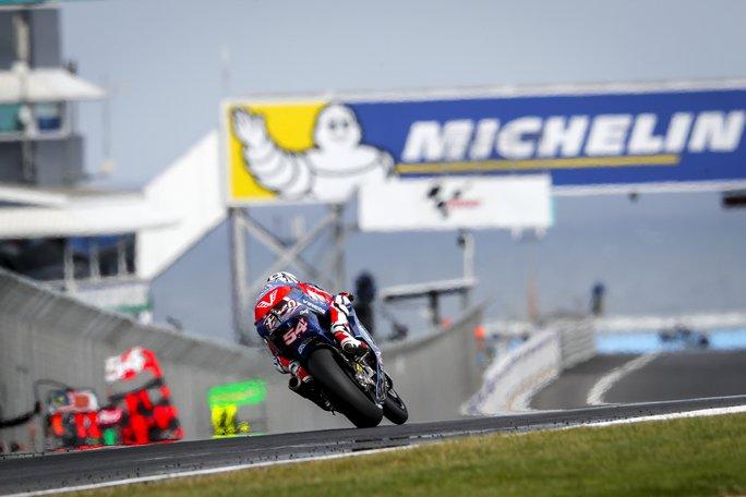 Moto2 Phillip Island Qualifiche: Pasini si aggiudica la pole, Morbidelli è quinto