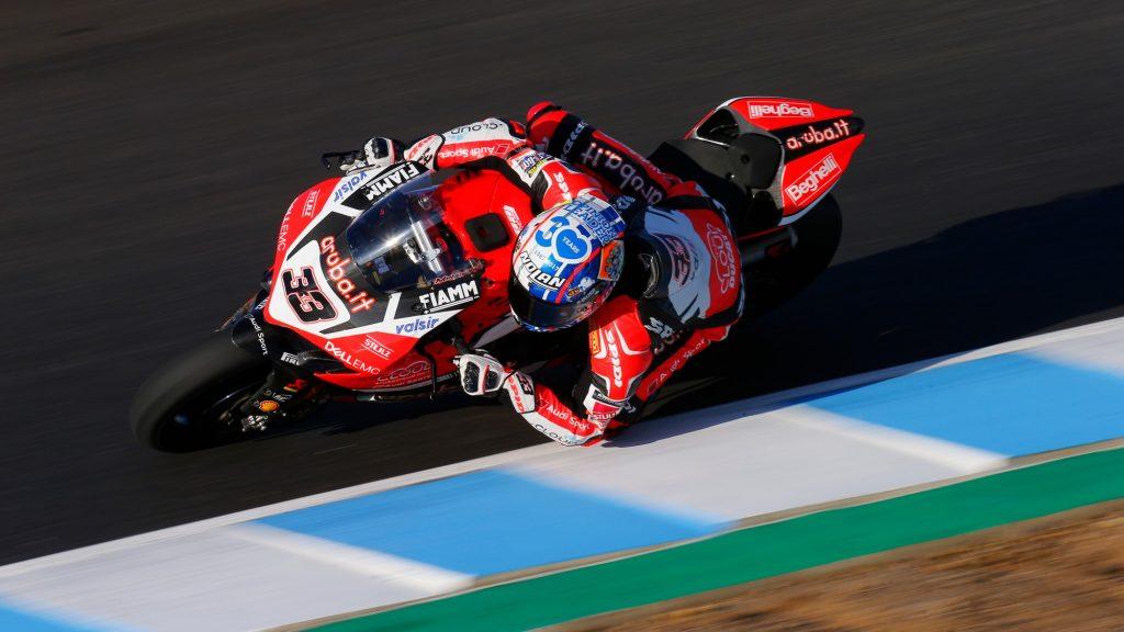 SBK| Pirelli Spanish Round, Gara2: secondo e terzo posto per Ducati