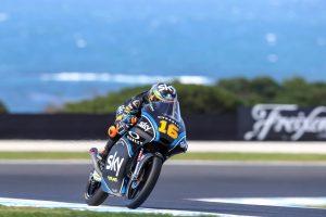 """Moto3 Phillip Island Qualifiche: Migno, """"Fino ad ora un weekend negativo"""""""