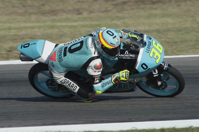 Moto3: in Malesia prima pole stagione di Mir