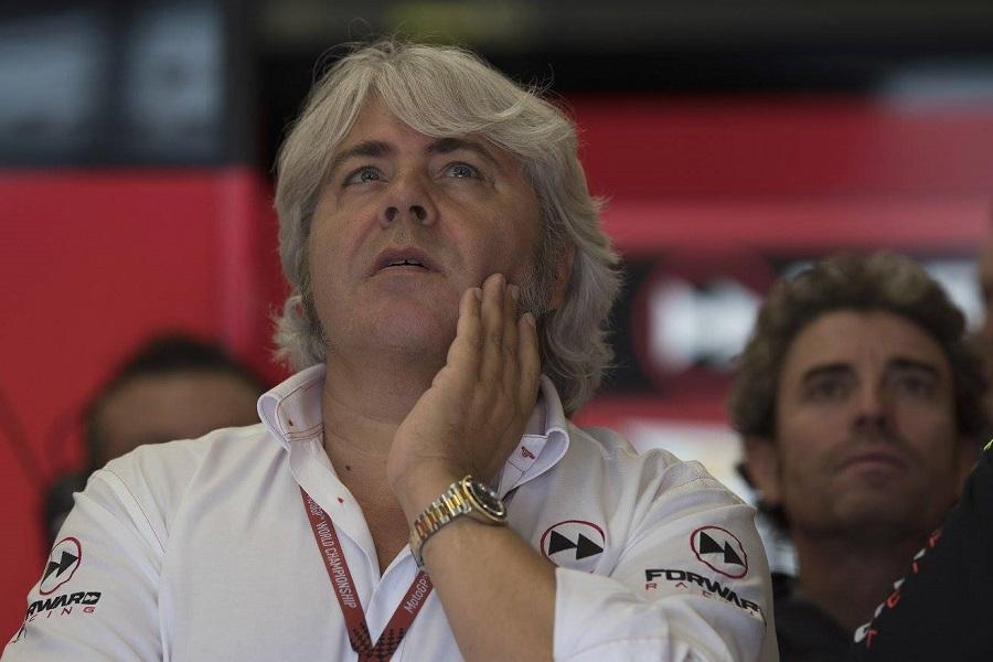 """Cuzari, Forward Racing: """"La politica dei costi MotoGP andrebbe replicata anche in Moto2"""""""