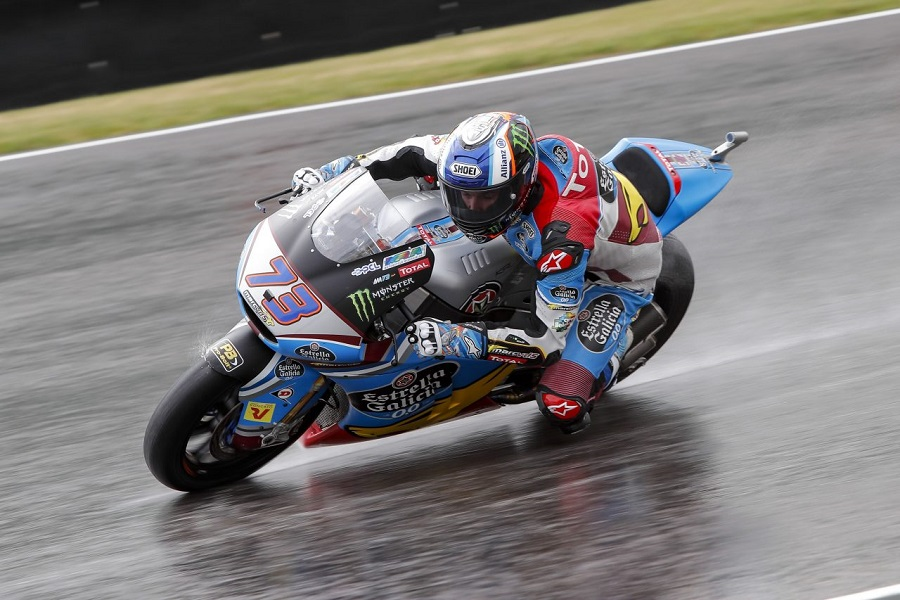 Moto2, Marquez cala il tris a Motegi