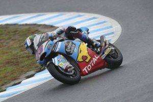 Moto2 Motegi Gara: Marquez Samurai, Morbidelli meglio di Luthi