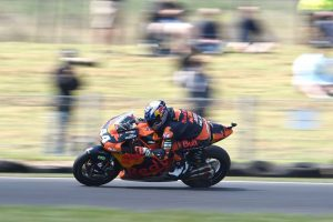 Moto2 Phillip Island FP3: Oliveira svetta davanti a Bagnaia, Corsi e Morbidelli