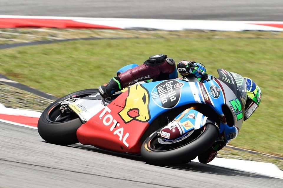 Moto2 Sepang FP3: Morbidelli il più veloce, Bagnaia in scia