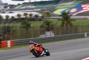 Moto2 Sepang Warm Up: Binder si aggiudica il turno