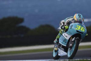 Moto3 Phillip Island FP3: Mir stacca il primo crono prima dell'arrivo della pioggia