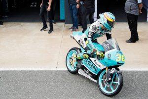 Moto3 Sepang Warm Up: Mir il più veloce, Martin in scia