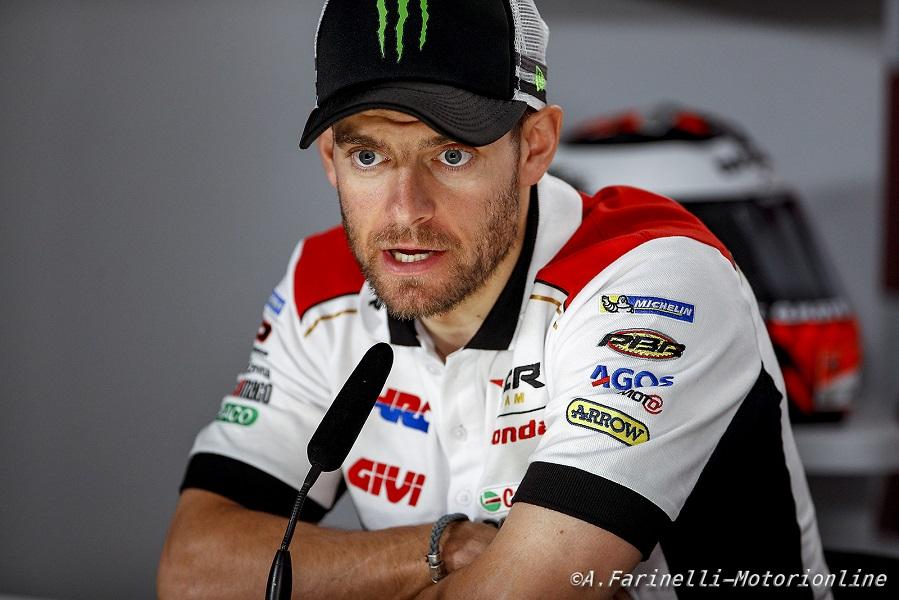 "MotoGP: Cal Crutchlow, ""Non mi farò da parte per aiutare Marquez"""